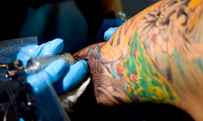 Biggest Tattoo Show on Earth - Las Vegas Convention Center: Biggest Tattoo Show on Earth at Las Vegas Convention Center, September 18–20 (Up to 55% Off)