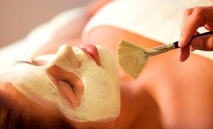 Marina Beauty Bar: One or Three 50-Minute Osmosis Facial Infusion Treatments at Marina Beauty Bar (Up to 68% Off)