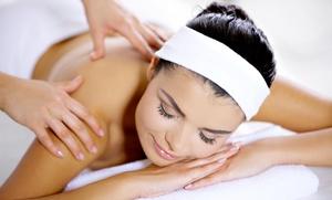 3 o 5 masajes corporales, linfáticos o descontracturantes desde 34 €