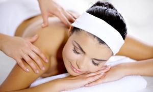 Mística: 3 o 5 masajes corporales, linfáticos o descontracturantes desde 34 €