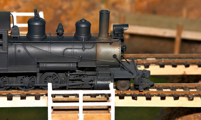 Great Train Show - Belle-Clair Fairgrounds Park: Tickets for Two, Four, or Six to the Great Train Show on July 25 and 26 (Up to 54% Off)