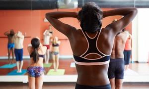 Bikram Yoga Riverdale Park: 10 or 20 Drop-In Yoga Classes at Bikram Yoga Riverdale Park (Up to 75% Off)