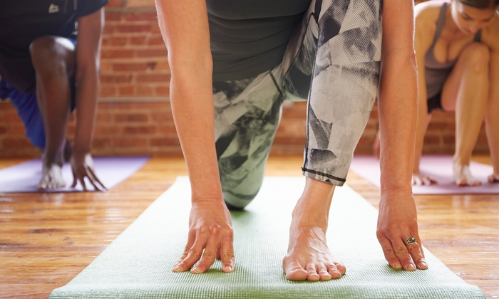 Red Dragon Yoga - Multiple Locations: $29.99 for One Month of Unlimited Hot Yoga and Power-Yoga Classes at Red Dragon Yoga (Up to $175 Value)