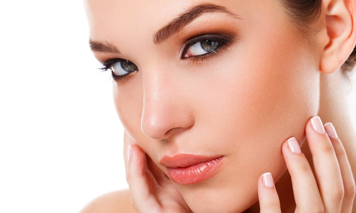 Ubeauty Centre - 2 - Richmond Hill: One or Three Striplac Manicures or One Seasonal Facial at Ubeauty Centre - 2 (Up to 61% Off)