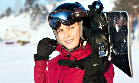 $31 for Deluxe Snowboard Tune-Up at 7Twenty Boardshop ($55 Value)