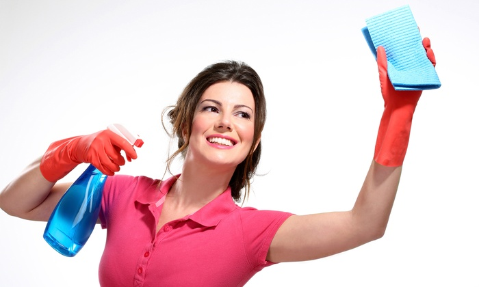 Green Professional Services - Charlotte: One Four-Hour Complete Home-Cleaning Session from Green Professional Services (44% Off)