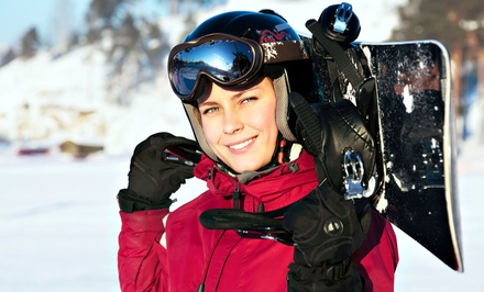 Ski and Snowboard Apparel at The Ski Junction (Up to 50% Off). Two Options Available.