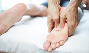 Y Y Foot Spa: Foot Reflexology and Massages at Y Y Foot Spa (Up to 51% Off) Three Options Available