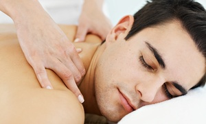 Kneading Therapy: One or Two 60-Minute Deep-Tissue Therapeutic Massages at Kneading Therapy (Up to 47% Off)