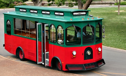 Hop-On, Hop-Off Trolley Ride to Temecula Wineries for One, Two, or Four from Brewen's Empire Trolley (Up to 32% Off)
