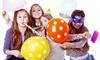 Urodziny dla dzieci z NERF