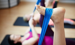 Momentum Fitness: 10 Yoga or Pilates Classes or One Month of Yoga, Pilates, and Fitness Class at Momentum Fitness (Up to 79% Off)