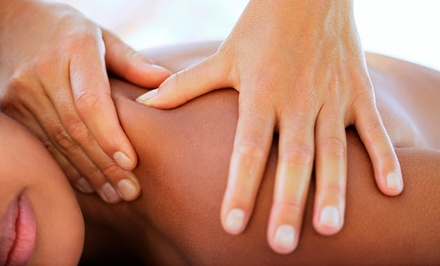 One 60-Minute Massage at OM SPA (Up to 57% Off). Two Options Available.
