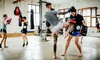 Up to 57% Off Muay Thai Classes at T3MA