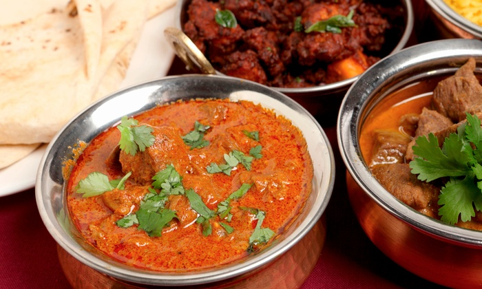 Taste Buds of India -Miami - South Miami: Indian Food for Lunch or Dinner for Two or Four at Taste Buds of India (47% Off).