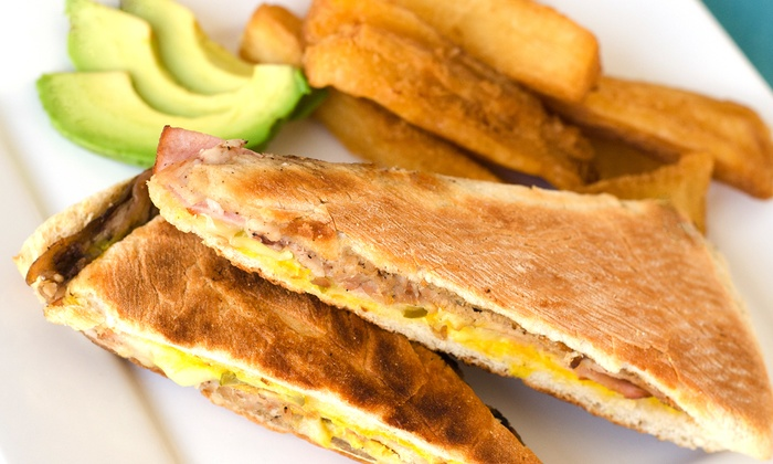 La Unica Restaurant - Edgewater: $12 for $20 Worth of Latin American Cuisine for Two or More at La Unica Restaurant