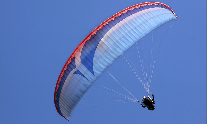 Graybird Airsports - Dunnellon: Introductory Paragliding Experience for One or Two at Graybird Airsports (50% Off)