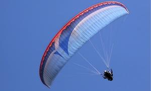 Controvento: Avvicinamento al volo in parapendio per una o 2 persone con Controvento (sconto fino a 33%)