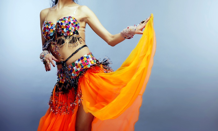 Fatima's Dance Studio  - Fatima's Bazaar: 4 Weeks of Belly-Dancing Classes at Fatima's Bazaar (36% Off)