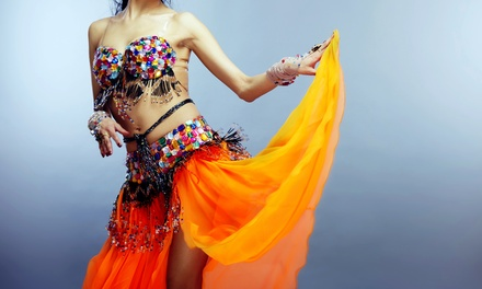 Four Belly Dancing Lessons for One ($29), Two ($49) or Four People ($89) at Tais Belly Dance School (Up to $256 Value)