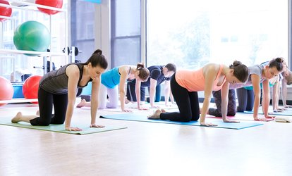 image for Up to 64% Off <strong>Yoga</strong> Class at Revival <strong>Yoga</strong> Wellness Studio