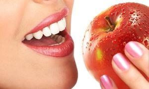 Steda Dental: Visita, pulizia, sbiancamento, estrazione e otturazione allo studio Steda Dental in via Prarostino (sconto fino a 86%)
