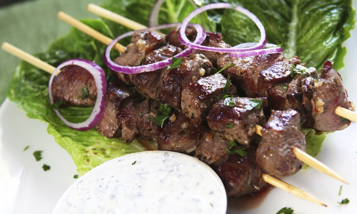 Alexandria Mediterranean Cuisine - Novi: $12 for $24 Worth of Mediterranean Cuisine for Dinner at Alexandria Mediterranean Cuisine