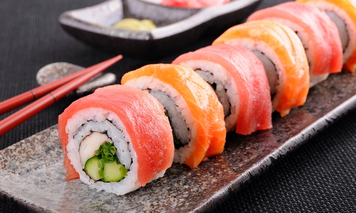 Sushi Nikko - North Richland Hills: $8 for $15 Toward Sushi and Pan-Asian Cuisine for Dinner at Sushi Nikko