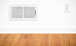 Melody Services: Whole House Air Duct Cleaning with Optional Dryer Vent Cleaning from Melody Services (Up to 86% Off)