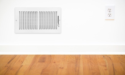 Air-Duct Cleaning for Up to 12 Vents or Dryer-Vent Cleaning from Sani-Clean Air Duct Cleaning (Up to 61% Off)