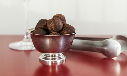 $49 for a Valentine's ChocolateTruffleMaking Class for Two at The Local Epicurean ($118 Value)