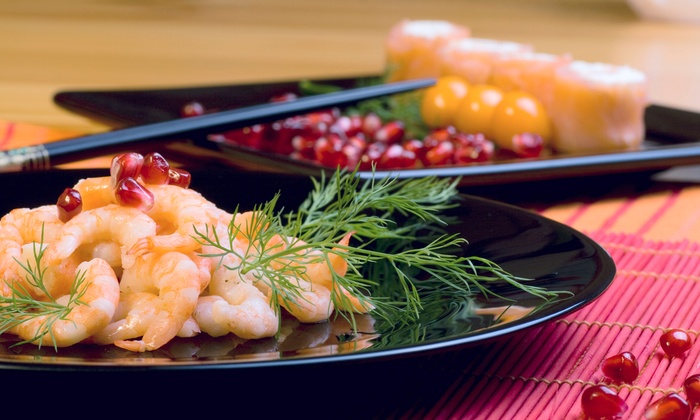 Seafood Buffet for Up to Four at 4* Donatello Hotel Dubai (Up to 53% Off)