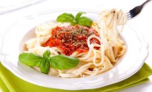 Francesca rue de Rome: Pâtes au choix sur place ou lasagnes au choix en livraison pour 2 ou 4 personnes dès 13,90 € au restaurant Francesca