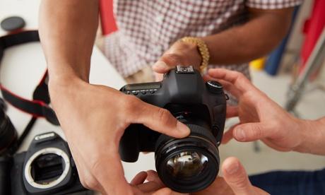 Curso online de fotografía e iluminación por 19,90 € en Curso Fácil