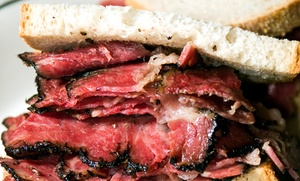 Midwest Kosher & Deli: $12 for Two Groupons, Each Good for $10 Worth of Food and Drinks at Midwest Kosher & Deli ($20 Value)