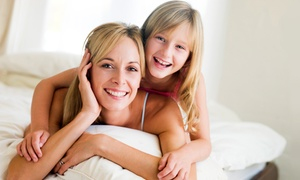 Solaris Dentistry: Kids' or Adult's Dental Package with Exam, X-rays, and Cleaning at Solaris Dentistry (Up to 76% Off)
