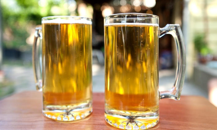 Boston Beerathon - Multiple Locations: $33 for Boston Beerathon for Two on Saturday, September 12, at Noon ($65.28 Value). Four Options Available.