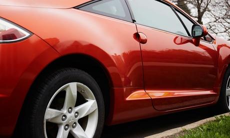3 o 5 lavados automáticos completos desde 12,99 € en Neptuno Car Wash