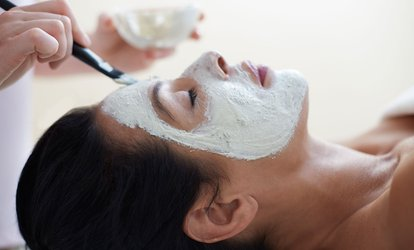 image for European Facials at Pampered Nail and <strong>Face</strong> (Up to 65% Off)