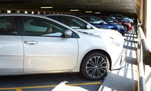 impark: 3, 9, or 16 Days of Offsite Parking at LaGuardia or JFK from Impark (Up to 66% Off)
