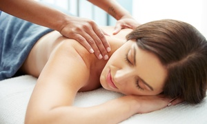 Central Therapy: Sports or Deep Tissue Massage with Optional Acupuncture at Central Therapy (Up to 65% Off)
