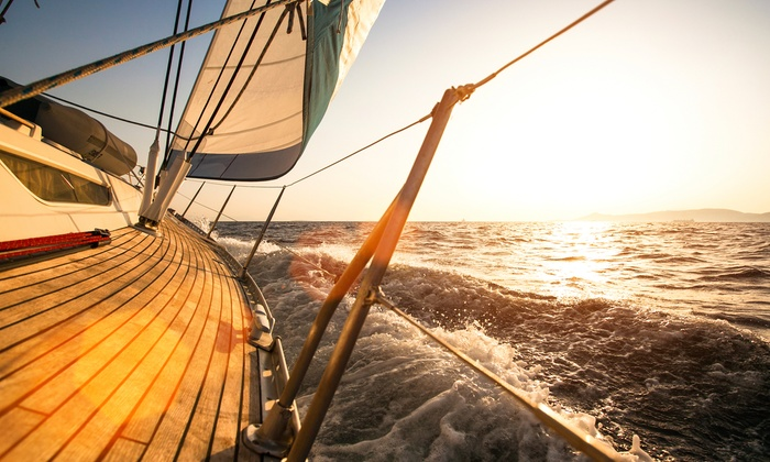 Simplicity Sailing Charters - Vancouver: C$339 for a Three-Hour Private Sailboat Charter for Up to Six from Simplicity Sailing Charters (C$450 Value)