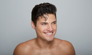 Serenity Solutions: One or Two Mini Male Facials at Serenity Solutions (62% Off)