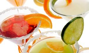 El Pancho: 2 Cocktails für eine Person oder 4 Cocktails für zwei Personen inkl. Salzbrezel bei El Pancho (bis zu 51% sparen*)