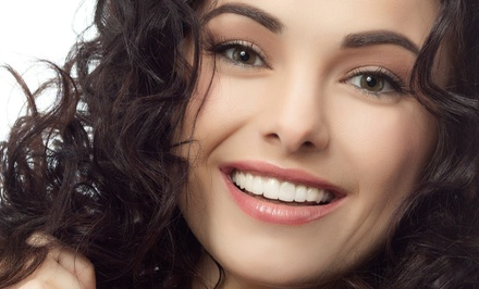 One or Three Full-Face Threading Sessions at New You Face and Body, LLC (Up to 52% Off)