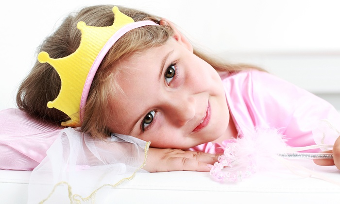 Once Upon A Fairytale CT - Hartford: $75 for $150 Groupon — Once Upon a Fairytale CT