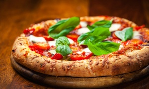 Aliottas: One or Two Groupons, Each Good for $20 Worth of Pizzeria Cuisine and Drinks at Aliottas (50% Off)