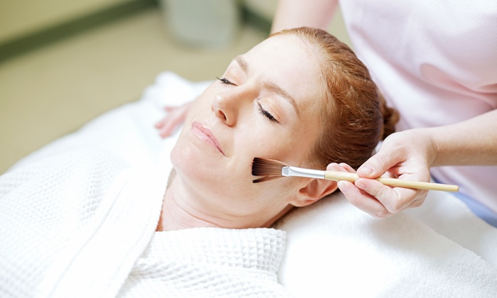 Doors To Heaven Spa - Carriage Hills: One or Three Anti-Aging Facials at Doors To Heaven Spa (Up to 56% Off)