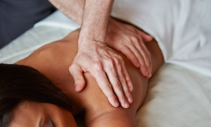 Naomi's Day Spa Services: 60-Minute Single or Couples Massage at Naomi's Day Spa Services (50% Off)