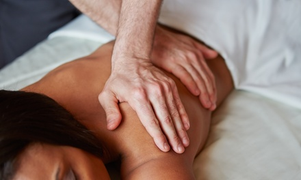 60 or 90Minute Therapeutic Massage at Soft Tissue Therapy and Rehab (Up to 49% Off)